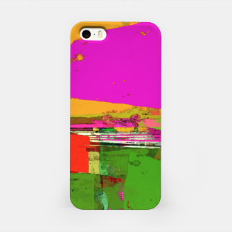 Safety zone iPhone Case thumbnail image