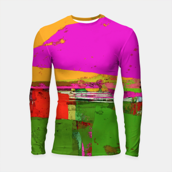 Thumbnail image of Safety zone Longsleeve rashguard , Live Heroes