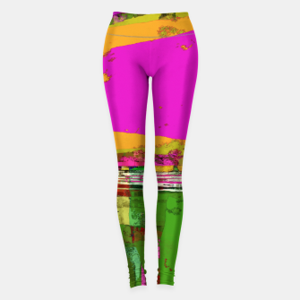 Thumbnail image of Safety zone Leggings, Live Heroes