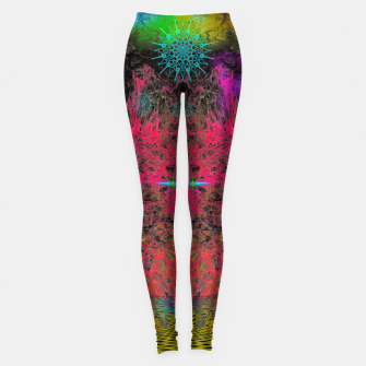 Thumbnail image of The Soul Harvest Leggings, Live Heroes