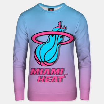 Thumbnail image of Miami Heat Summer Vibes Sudadera unisex, Live Heroes