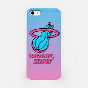 Miami Heat Summer Vibes Carcasa por Iphone thumbnail image