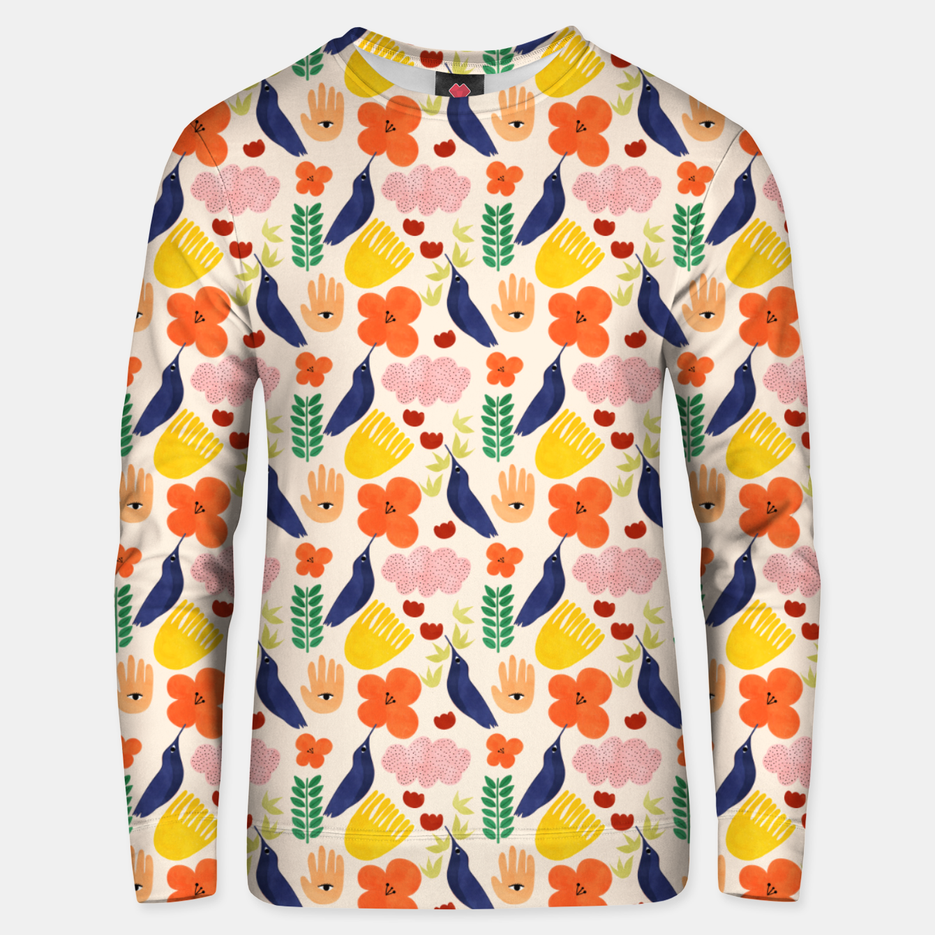 Image of Summer Vibes II Unisex sweater - Live Heroes