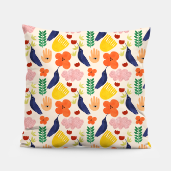 Thumbnail image of Summer Vibes II Pillow, Live Heroes