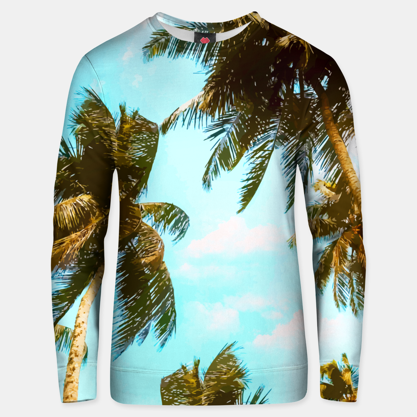 Image of Cali Summer  Unisex sweater - Live Heroes