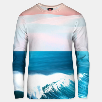 Thumbnail image of Ocean & Moon Unisex sweater, Live Heroes