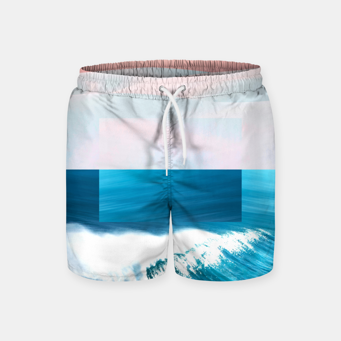 Image of Ocean & Moon Swim Shorts - Live Heroes