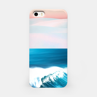 Ocean & Moon iPhone Case thumbnail image