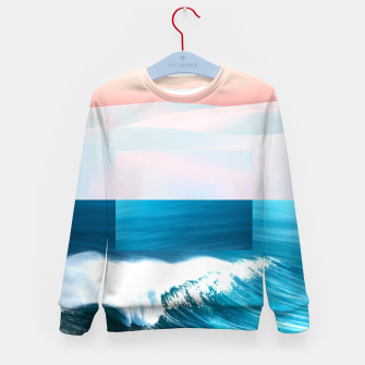 Ocean & Moon Kid's sweater thumbnail image