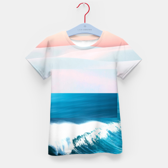 Ocean & Moon Kid's t-shirt thumbnail image