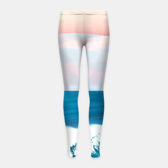 Ocean & Moon Girl's leggings thumbnail image