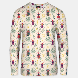 Summer Bugs Unisex sweater thumbnail image
