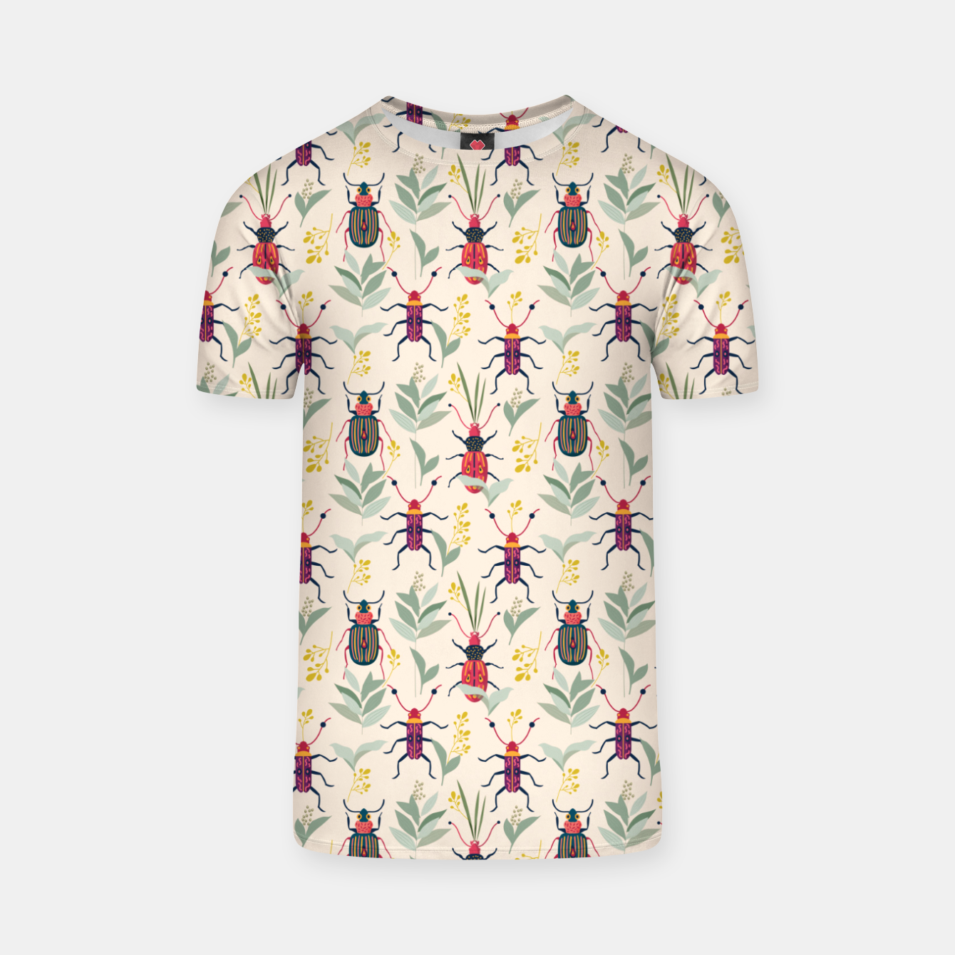 Image of Summer Bugs T-shirt - Live Heroes