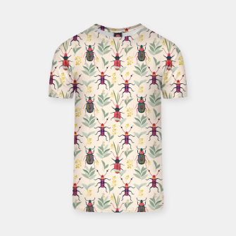 Thumbnail image of Summer Bugs T-shirt, Live Heroes