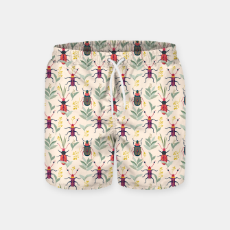 Summer Bugs Swim Shorts thumbnail image