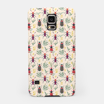 Thumbnail image of Summer Bugs Samsung Case, Live Heroes