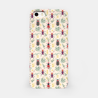 Summer Bugs iPhone Case thumbnail image