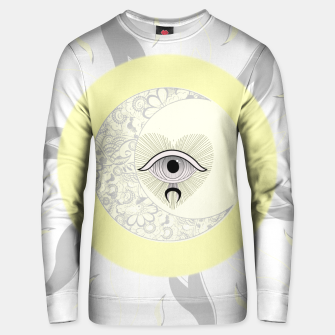 Thumbnail image of sun moon eye Unisex pull, Live Heroes