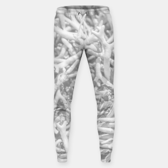 Thumbnail image of Dry Roots Texture Print Sweatpants, Live Heroes