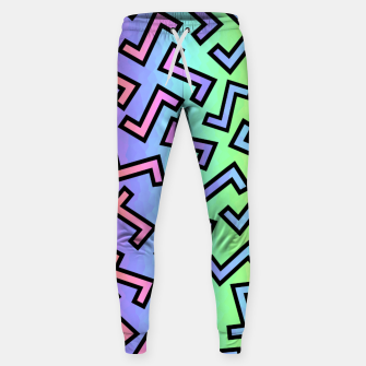 Thumbnail image of 80s Rainbow Sweatpants, Live Heroes