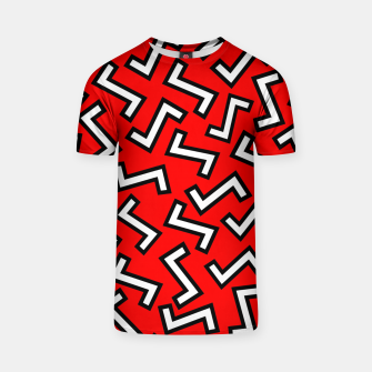 Thumbnail image of 80s Red T-shirt, Live Heroes