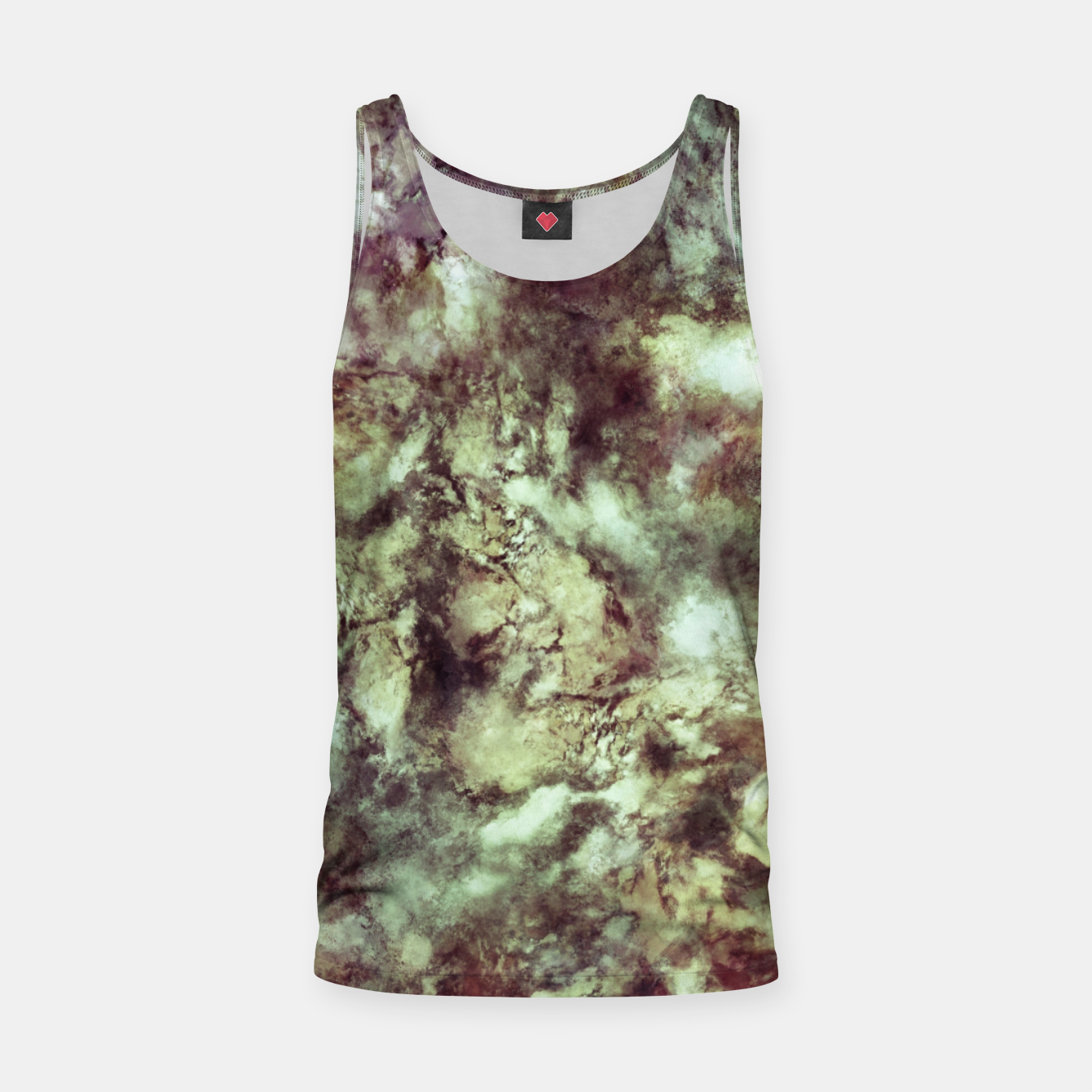 Image of An old road Tank Top - Live Heroes