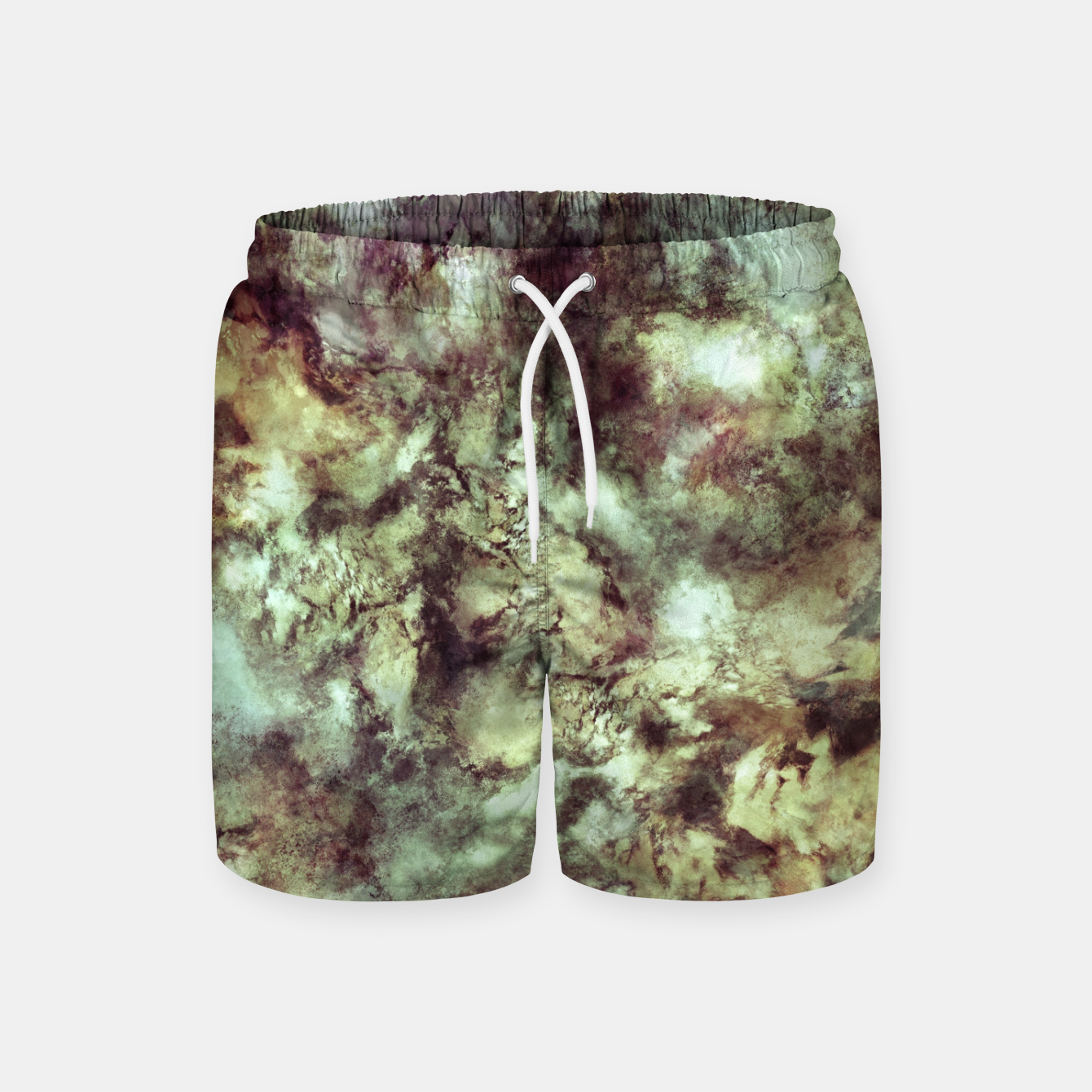 Image of An old road Swim Shorts - Live Heroes
