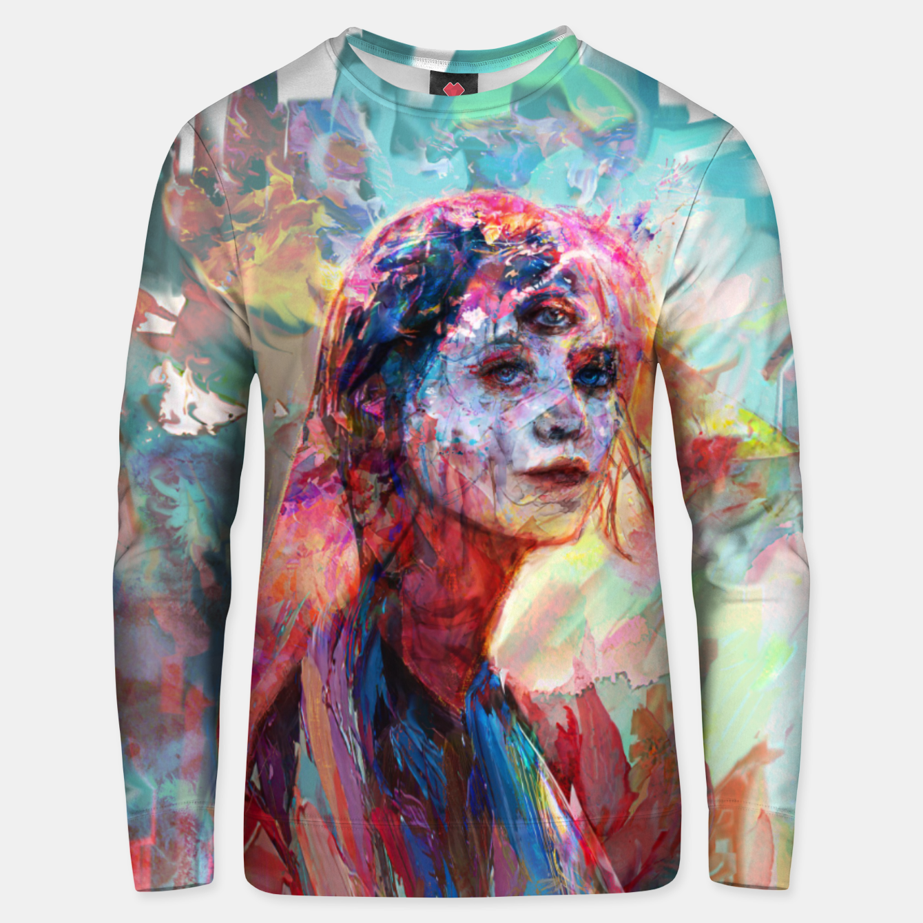 Image of spring  Unisex sweater - Live Heroes
