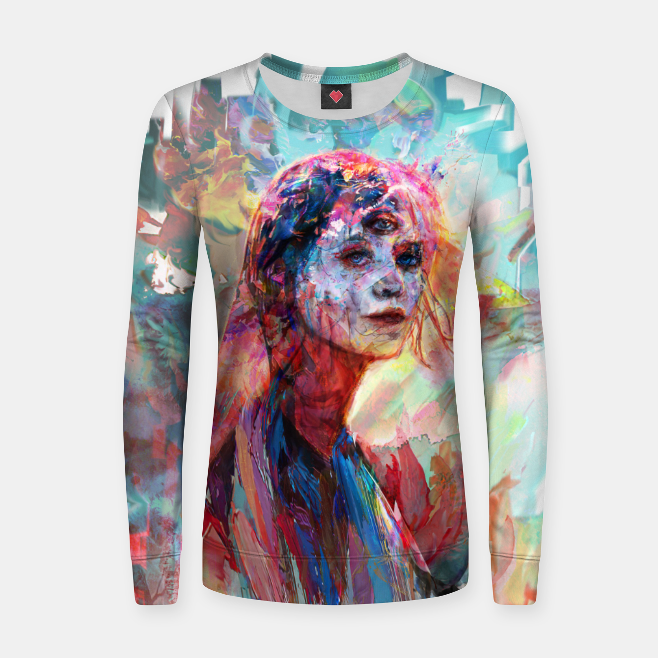 Image of spring  Women sweater - Live Heroes