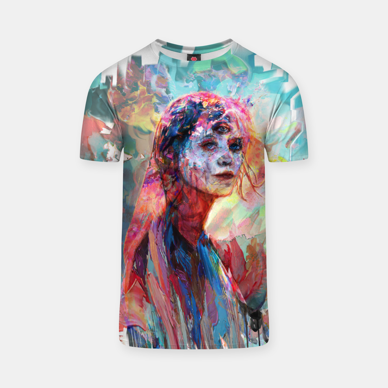 Image of spring  T-shirt - Live Heroes