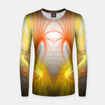Imagen en miniatura de fantasy flash lights abstract  Frauen sweatshirt, Live Heroes
