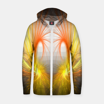 Imagen en miniatura de fantasy flash lights abstract  Reißverschluss kapuzenpullover, Live Heroes