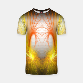 Imagen en miniatura de fantasy flash lights abstract  T-Shirt, Live Heroes
