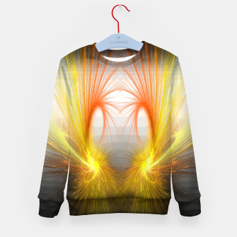 Imagen en miniatura de fantasy flash lights abstract  Kindersweatshirt, Live Heroes
