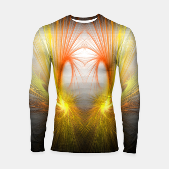 Thumbnail image of fantasy flash lights abstract  Longsleeve rashguard, Live Heroes