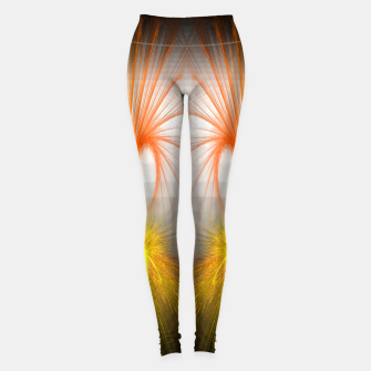 Imagen en miniatura de fantasy flash lights abstract  Leggings, Live Heroes