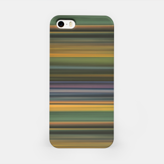 Miniature de image de Multicolored Linear Abstract Pattern iPhone Case, Live Heroes