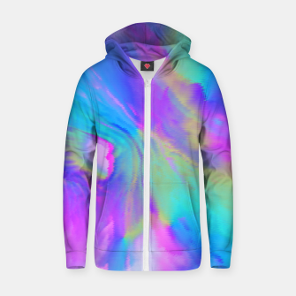 Drown Zip up hoodie thumbnail image