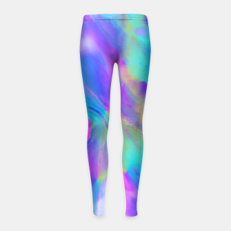 Thumbnail image of Drown Girl's leggings, Live Heroes