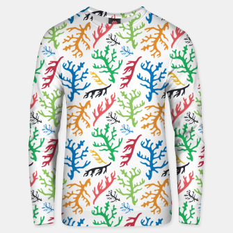 Thumbnail image of MATISSE CORAL REEF PATTERN Unisex sweater, Live Heroes