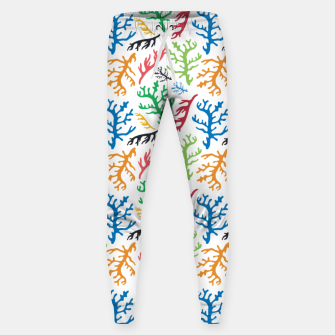 Thumbnail image of MATISSE CORAL REEF PATTERN Sweatpants, Live Heroes
