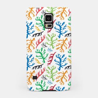 Thumbnail image of MATISSE CORAL REEF PATTERN Samsung Case, Live Heroes