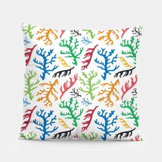 Thumbnail image of MATISSE CORAL REEF PATTERN Pillow, Live Heroes