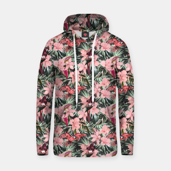 Miniatur Birds in the tropical bloom 7 Sudadera con capucha, Live Heroes