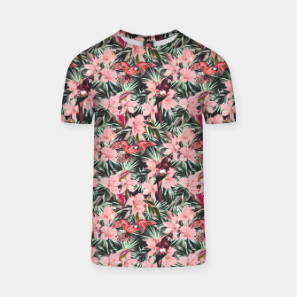 Miniatur Birds in the tropical bloom 7 Camiseta, Live Heroes