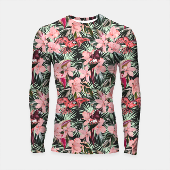 Thumbnail image of Birds in the tropical bloom 7 Longsleeve rashguard, Live Heroes