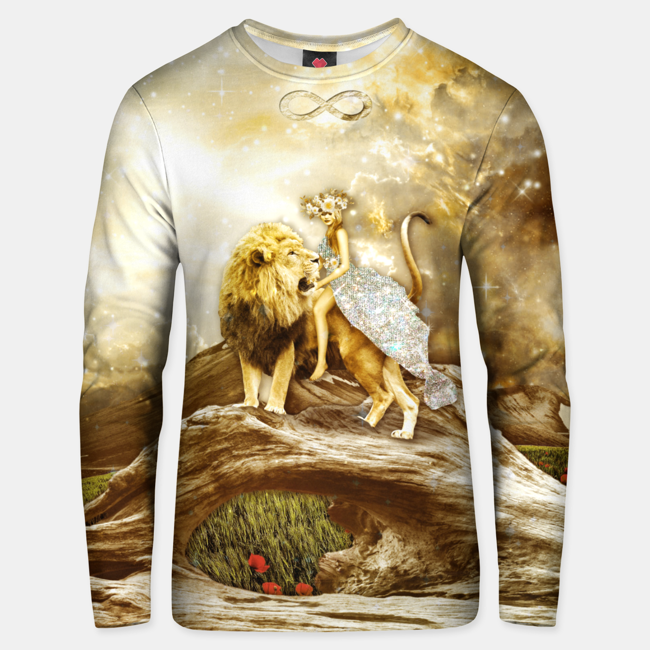 Image of THE STRENGTH Sudadera unisex - Live Heroes