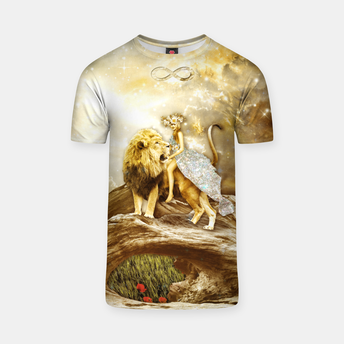 Image of THE STRENGTH Camiseta - Live Heroes