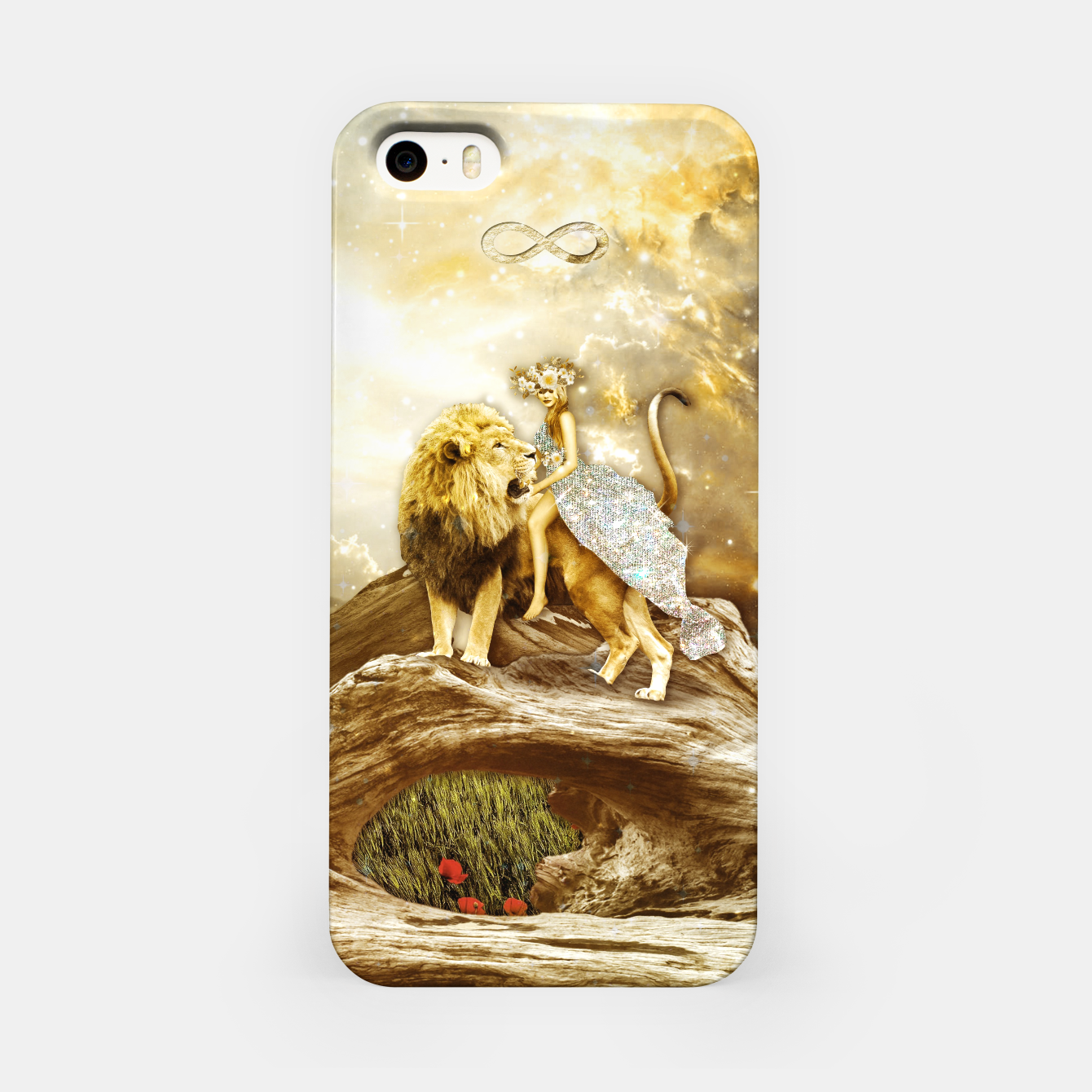 Image of THE STRENGTH Carcasa por Iphone - Live Heroes