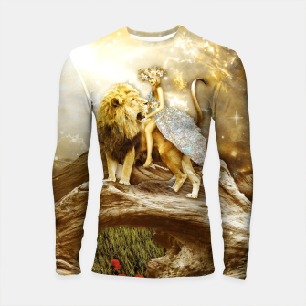 Thumbnail image of THE STRENGTH Longsleeve rashguard, Live Heroes